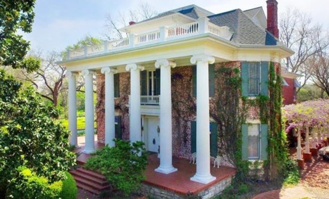 Beautiful Historic Mansion Back on the Market in Round Rock